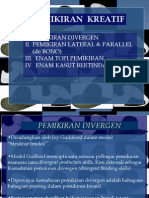 9.PEMIKIRAN KREATIF