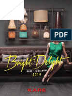 Rdecoshop - Kare Design - Bright Delight 2014