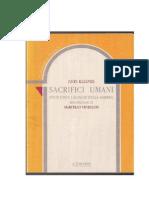John Kleeves Sacrifici umani