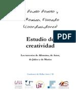 10CBA Estudio de La Creatividad