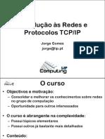 Introdução as Rede e Protocolos TCP/IP