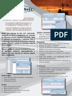 PRESUPUESTOS Y CERTIFICACIONES / OBRAS, TIEMPOS Y TRABAJADORES