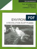 The Environment - A Revolution in Attitudes