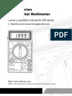 DT830D Multimeter