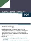 6. Generic Strategy