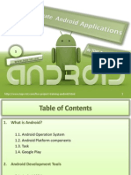 How to Create Android Applications