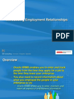 Employment Relationships PPT