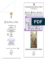 2013 -21 Nov - Entry of Theotokos