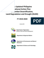 Department of Agriculture- NAP Combating Desertification in the Philippines