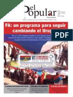 El Popular 251 PDF Órgano de prensa del Partido Comunista de Uruguay
