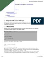 Programando Em G-Portugol