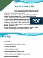 PPT (IUFD)