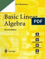44523669 Basic Linear Algebra 2nd Blyth Robertson