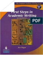 First Steps in Academic Writing_Ann Hogue_2008