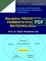 Aula 1 - Processos Fermentativos Em Biotecnologia