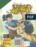 683 Samurai John Barry