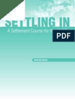 Settling in Activity Book v1.1 121011