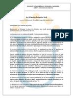 Lectura 5. Instrumentos de Medidas de Presion Caudal y Nivel