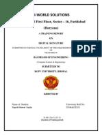 Training File Frnt