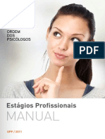 Manual Estágios