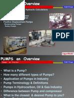 Pumps Overview