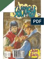 705 Samurai John Barry