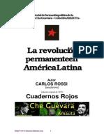 La Revolucion Permanente en America Latina
