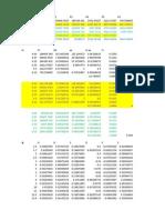Problema de Operaciones III Treybal Multicomponentes