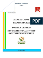 Manuel 13 02 12 Gestion Des Dechets