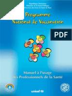 Programme National de Vaccination