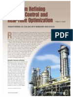 Petroleum Refining Process Control and Rt Optimization