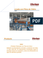 Morken Peru - Glass Reinforced Pipelines