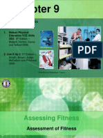 Chapter 9 - Assessment of Fitness