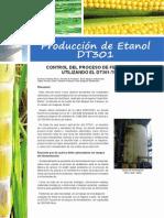 Control Del Proceso de Fermentacion Com El DT301