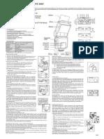 955211-An-01-De-exakta Dpz 38af Blitzgeraet Sony Alpha