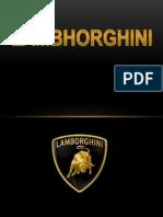 LAMBHORGHINI