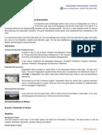 Tourism Guide Hosur