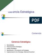 Gerencia Estratégica