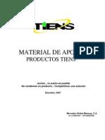 1.- VADEMECUM  TIENS (Guía de Productos)[1] ABRIL 2012