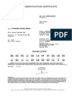 athos genetisk profil