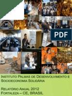Relatório do Instituto Palmas 12.2