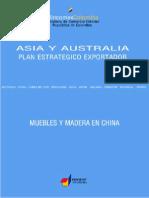 Exportacion Muebles y Madera a China