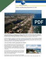 Lauro de Freitas Real Estate, An Attractive Proposition For All Investors