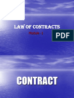 Indian Contract Act-1