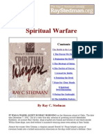 Spiritual Warfare, By Ray C. Stedman