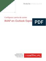 WP Hostalia Configurar Cuenta Correo Imap Outlook Express