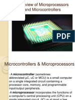 Microcontrollers-Microcontrollers