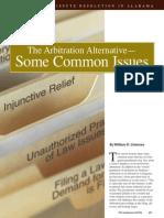 Arbitration Alternative