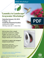 Graywater Workshop Jan 2013