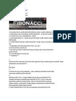 Tekhnik Fibonacci Sederhana